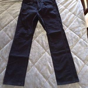 Levi Strauss  513 jeans   W31  L32   mens